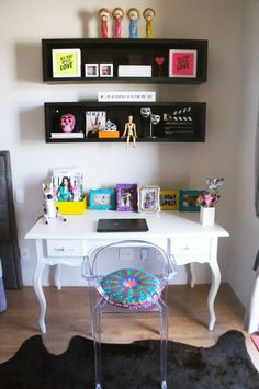 My Home Office! | Blog Must See
