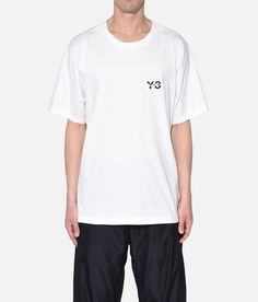 f3839213b0  Y 3 Signature Tee t Shirts Manches Courtes | Adidas Y-3 Site Officiel