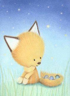 Cute illustrations - Dubravka Kolanovic - Ff3