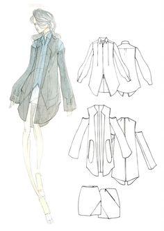 Steven Faerm Parsons Fashion Design | David Garcia