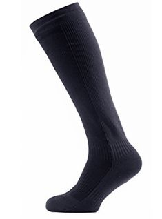 SEALSKINZ Waterproof Hiking Mid Knee sock Thigh High Boots Heels, Thigh High Socks, Knee Socks, Thigh Highs, Latex Fashion, Emo Fashion, Look Good Feel Good, Emo Dresses, Gothic Dress