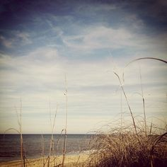 the Outer Banks beaches
