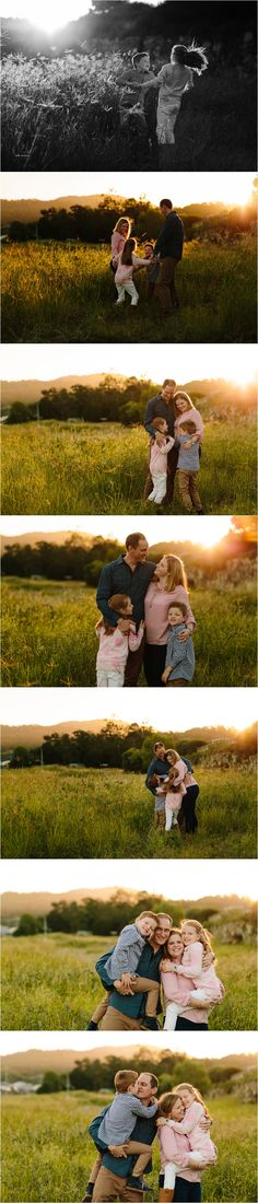 We really couldn't have asked for a better afternoon for these family photos. We had