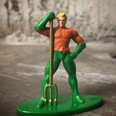 Aquaman Metals Die Cast, Aquaman, It Cast