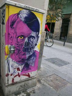 Seen in Barcelona.