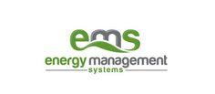 Logo Design Pros reviews Typographic Emblem Logo Design for Energy Management Company