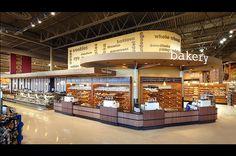 Supermarket Design | Bakery Areas | Retail Design | Shop Interiors | Yummy Market, Toronto