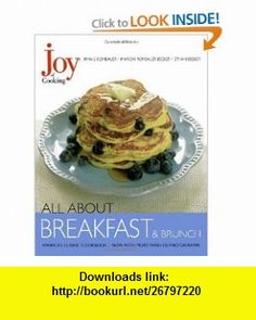 Joy of Cooking All About Breakfast and Brunch (9780743206426) Irma S. Rombauer, Ethan Becker, Marion Rombauer Becker , ISBN-10: 0743206428  , ISBN-13: 978-0743206426 ,  , tutorials , pdf , ebook , torrent , downloads , rapidshare , filesonic , hotfile , megaupload , fileserve