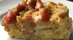 Slow-Cooker Breakfast Strata