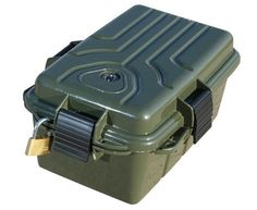 Emergency Case Waterproof Storage,Survivor Dry Box with O-Ring Seal, Large, NEW #MTM