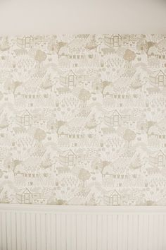 Guest Bedroom Wallpaper Reveal