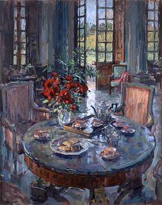 Gallery of romantic Muscovite. - Susan Ryder