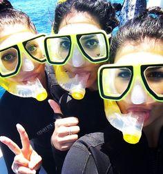 Snorkelling @ The Great Barrier Reef #amazingexperience #sisters #somuchfun #laughs #howcutearewe #botoxlips #nemo #weirdcreatures #exciting #arewegoingtodie #wheresthesharksat #seaturtles #GreatBarrierReef #HamiltonIsland @sanamii_d @tannaz_d by naz.m_ http://ift.tt/1UokkV2