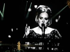 """Grammy Exclusive Preview: Adele """"All I Ask,"""" Lady Gaga Singing 10 Bowie Songs in Medley, Michael Jackson """"Off the Wall"""" Tribute, Stevie Wonder Honors Maurice White 