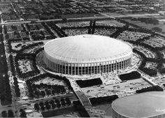 StadiumPage.com - Veterans Stadium Dome Concept