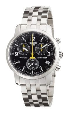 360.76 Tissot Men s T17158652 PRC 200 Chronograph Watch From Tissot Get it  here  http  13fcda367e