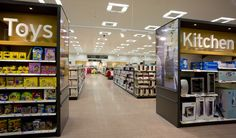 Supermarket Design | Retail Design | Shop Interiors | Dalziel and Pow - Work - Sainsbury's