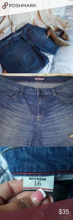 Tommy Jeans Women's Boyfriend Fit  Sz.16 Tommy Hilfiger Jeans Boyfriend