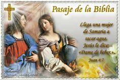 Vidas Santas: Santo Evangelio según san Juan 4:7