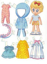 Little Kiddle Paper Dolls •❤° Nims °❤•