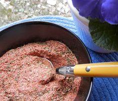 hogymegtudjuknézni: Csináld magad! - Gyros fűszer Iron Pan, Spices, Pork, Beef, Drink, Kale Stir Fry, Meat, Spice, Beverage