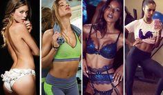 ¿Cómo entrenan? Los secretos de gym de 10 modelos de Victoria's Secret   Fashion TV