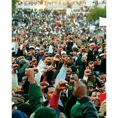 Imagery is a powerful tool. They want you to think we can't get along in numbers. But today you seen us travel. Plan. Unite. Stand. Speak. Scream. Dance. Leave. Travel. Peace. We are humans. #MillionManMarch #JusticeorElse