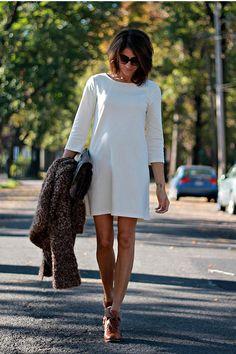 Love this winter dress