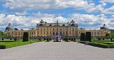 Drottningholms slottsträdgård