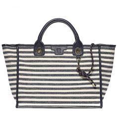 Tommy Hilfiger Anchor Shopper With Zippered Pouch ($80) ❤ liked on Polyvore featuring bags, handbags, tote bags, purse tote, tommy hilfiger tote bag, anchor tote, handbags purses and tote handbags