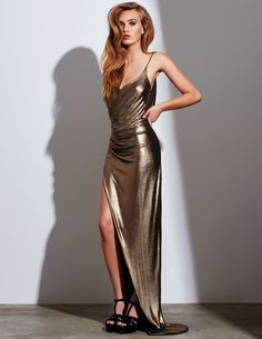 If you need Ukrainian beauty, so this site is what are you looking for. Evening Dresses, Prom Dresses, Formal Dresses, Satin Dresses, Gowns, Ukraine Girls, Bollywood, Thing 1, Metallic Dress