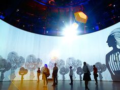 Curtain Call by Ron Arad | Roundhouse, London. | yellowtrace blog »