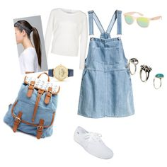 Out in the park!, created by meitjie on Polyvore