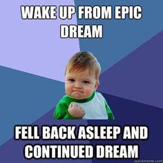 Wishful thinking!