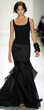 Carolina Herrera  Would love to have this... oh, and a reason to wear it :)
