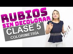 COMO HACER RUBIOS SIN DECOLORAR/CLASE 5 DE COLORIMETRIA .SUPER ACLARANTES . - YouTube T Shirts For Women, Tank Tops, Youtube, Hair, Fashion, Hair Color, Lighten Hair, How To Make, Hair Tutorials
