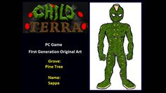 "Dremico's Art Channel: Concept Art Hero Transformation ""Sappa"""