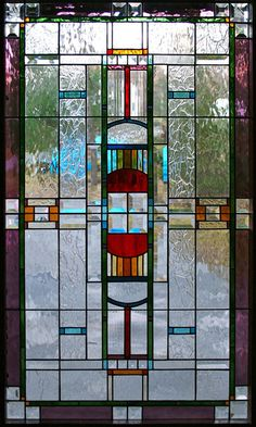 modern stained glass art