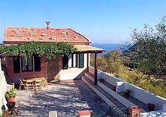 Außenansicht Ferienhaus Casa Oleandro Elba