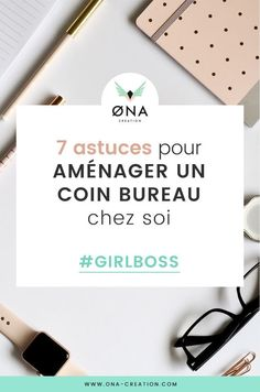 Aménager un coin bureau chez soi, les 7 astuces Girlboss Home Office Layouts, House Layouts, Home Organisation, Office Organization, Diy Bureau, Kallax Shelving, Ikea New, Planning And Organizing, Co Working