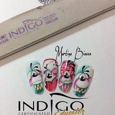 MyDiddlCollection. ❤️ #nails #nailsart #nailswag #nailart #nailartist #naildesign #naildesigns #shoutout #indigo #paint #painting #cartoon #cartoons #diddl #sweet #romantic #pretty #chic #fantasy #fashion #girl #nailaddict #nailporn #nailpolish #instalove #instalike #instafollow #instamood #instagood #photooftheday