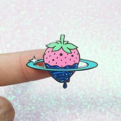 Intergalactreat Enamel Pins by From Jae on Etsy See our 'enamel pins' tag Jacket Pins, Hard Enamel Pin, Cool Pins, Metal Pins, Pin And Patches, Pin Badges, Lapel Pins, Pin Collection, Creations
