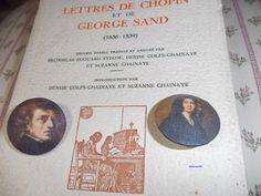 George Sand et Frédéric Chopin George Sand, Paris, Cover, Books, History, Montmartre Paris, Libros, Book, Paris France