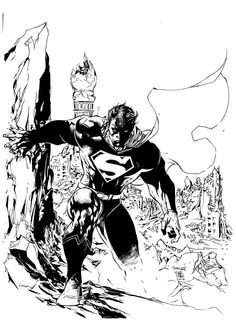 Jim Lee - Superman