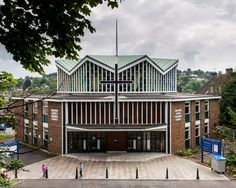 Guildford United Reformed Church, 1965