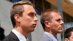Avoided prison: Dylan Deblaquiere and Daniel McDonald.