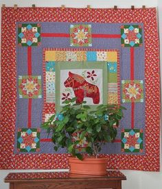 block of the month 2014 | Block of the Month 2014 / Christmas Dala