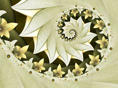 Lilies On Spiral Parade by LaPurr on deviantART