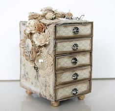 A mini drawer by Ingrid, featuring the For Mother collection