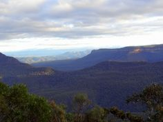 The Blue Mountains- Greater Sydney, New South Wales, Australia